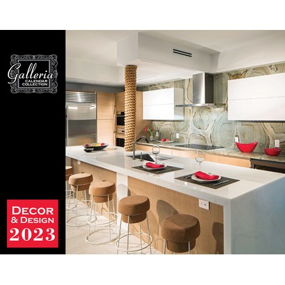 Galleria Wall Calendar 2021 Decor & Design