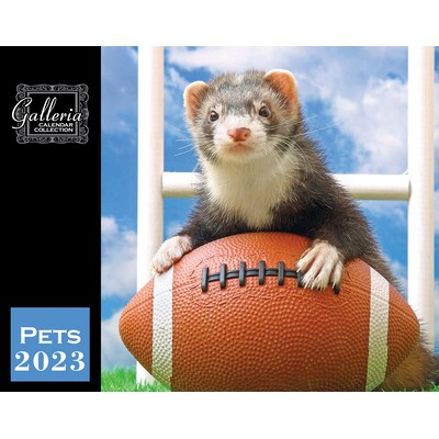 Galleria Wall Calendar 2020 Pets (SOLD OUT)